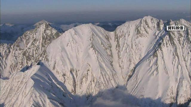 Distressed man (XNUMX) died in the Northern Alps Gifu / Takayama