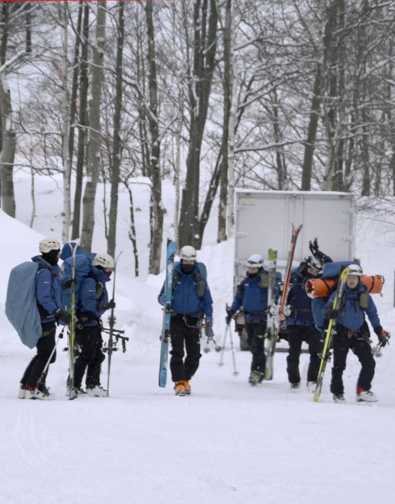 トマム雪崩被害の仏人男性が死亡 北海道、スキー場コース外