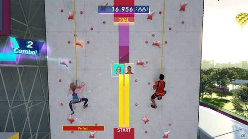 「東京2020オリンピック The Official Video Game」追加種目「スポーツ…