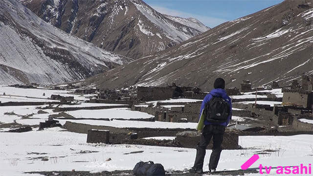 "Amazing director ""Nas D"" goes to the deepest sacred place in the Himalayas! Over 150 days of long-term coverage, ""Defeat NHK Special ..."