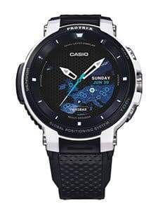 The color is spring motif, Casio sells 1000 wrist devices worldwide only